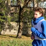 Легкоатлетический кросс. Кубок ректора-2014