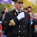 Праздник посвящения в курсанты-2014