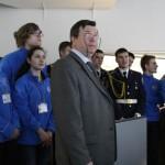 Юные полярники посетили ГУМРФ