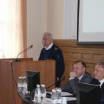 Открытие Третьего Российского тренажерного форума