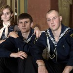 Петербургский бал Победы