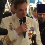 Визит Патриарха Кирилла на Мир