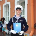 Чествование лучших выпускников Санкт-Петербурга