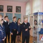 Открытие выставки ООО «СКФ Арктика»