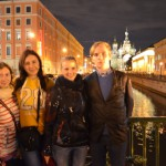 Гости из Беларуси