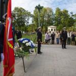 Открытие памятника Ф.Ф. Ушакову