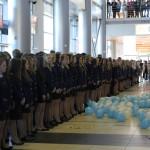 Посвящение в студенты Института