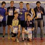 «Приз первокурсника – 2015». Мини-футбол