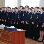 Торжественный выпуск молодых специалистов