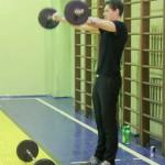 В спорте – сила и здоровье