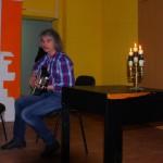 Музыкально-литературный вечер «Живые звуки»