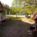 Спортивно-творческий слет «Западный Березовый-2016»