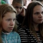 Поездка студентов Института водного транспорта в пос. Муезерский