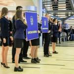 Посвящение в студенты первокурсников Института «Международного транспортного менеджмента»