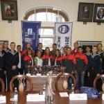 Пресс-конференция по итогам похода яхты «Акела»