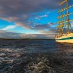 Парусное учебное судно «Мир»