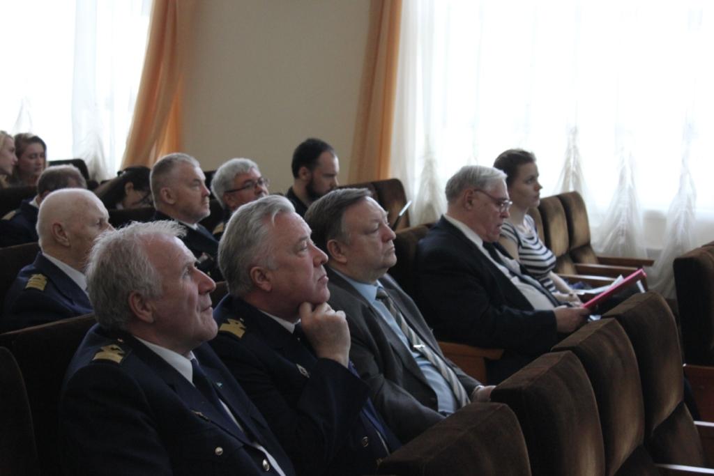 19 мая началась ежегодная Международная научно-практическая конференция «Макаровские чтения-2017»