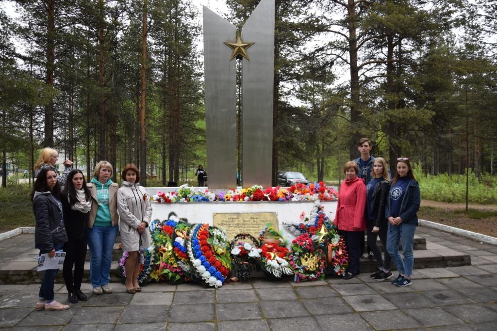 21 июня состоялся выезд студентов ИВТ в п. Муезерский (Республика Карелия) для проведения агитбригады