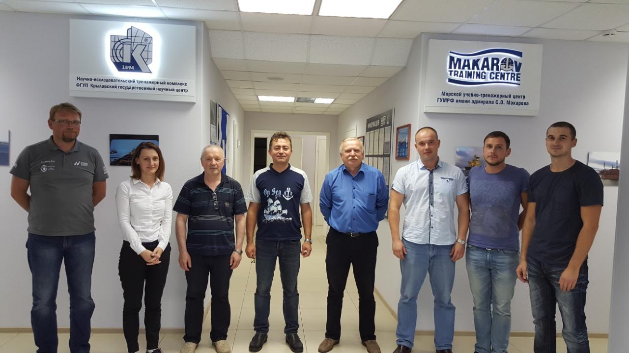 Крупнейшая контейнерная компания будет учить экипажи в «Макаровке»