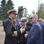 Макаровцы чтят память героев-моряков