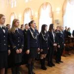 Церемония чествования лучших курсантов и студентов ГУМРФ имени адмирала С.О. Макарова по итогам 2017 года