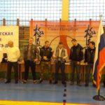 Макаровка приняла у себя соревнования по каратэ