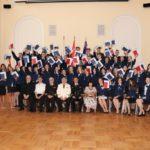 Церемония вручения дипломов 29 июня 2018 года