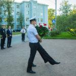 Ю.А. Цветков в ГУМРФ имени адмирала С.О. Макарова