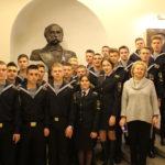 Макаровцы в гостях у Русского географического общества