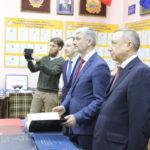 Министр Транспорта Российской Федерации и действующий губернатор Санкт-Петербурга отметили День российской науки в ГУМРФ имени адмирала С.О. Макарова!