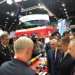 ГУМРФ имени адмирала С.О. Макарова на V Международном форуме «Арктика – территория диалога»