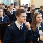 Церемония открытия образовательной программы Maersk Education 2.0