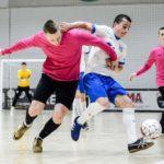 Мини-футбол в ГУМРФ