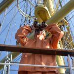 Парусник «Мир» – неделя в море