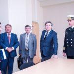 Заседание Попечительского совета ГУМРФ