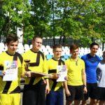 Спортивный студенческий фестиваль SPORTFESTIVAL – 2019: победители сладкими призами сразу восстановили силы
