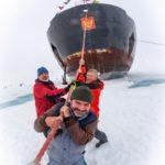 Рейс атомного ледокола «50 лет Победы» к Северному полюсу
