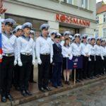 Парусник «Мир»: порт Висмар