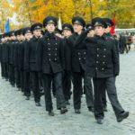 Посвящение курсантов в Кронштадте!