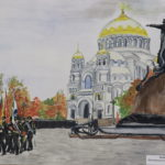 Специальный этап конкурса стенной печати «Транспорт России: По небу, рельсами и воде»