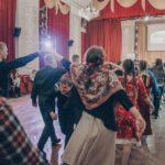 Макаровцы на февральской Русской вечерке