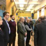 ГУМРФ по заказу Гипростроймоста проводит исследования в районе проектируемого моста на Неве