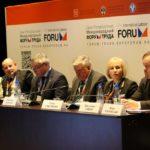 Макаровцы на IV Санкт-Петербургском Международном Форуме Труда