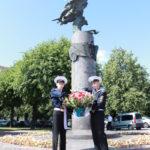 Дню морского и речного флота посвящается!