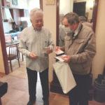Сотрудники Макаровки встретились с ветеранами войны и жителями блокадного города