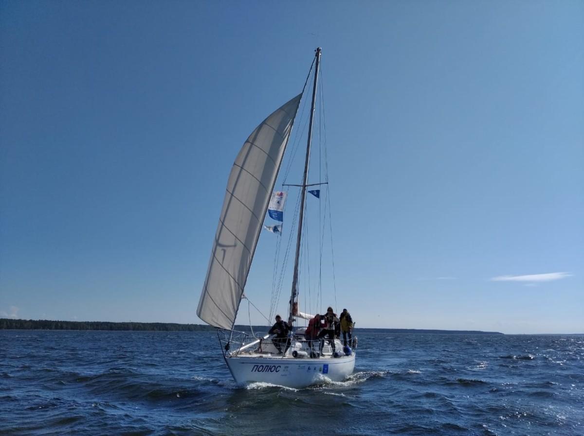 Яхты ГУМРФ им. адмирала С.О. Макарова – на Фестивале в Выборге!