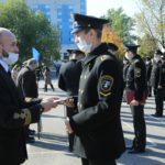 Новобранцы Колледжа ГУМРФ и «Юнармии»