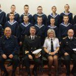 В Беломорско-Онежском филиале состоялось посвящение в курсанты