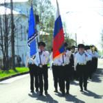 Великоустюгскому филиалу ГУМРФ имени адмирала С.О. Макарова – 100 лет!