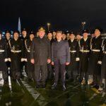 Курсанты-макаровцы на ледоколе «Виктор Черномырдин»!